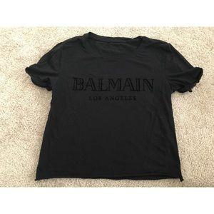 Balmain x H&M shirt